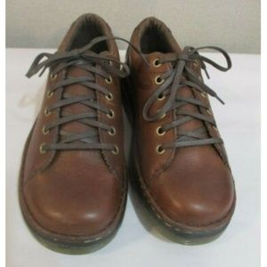 Dr Martens Brown Healy Grizzly Shoes Men's US 7